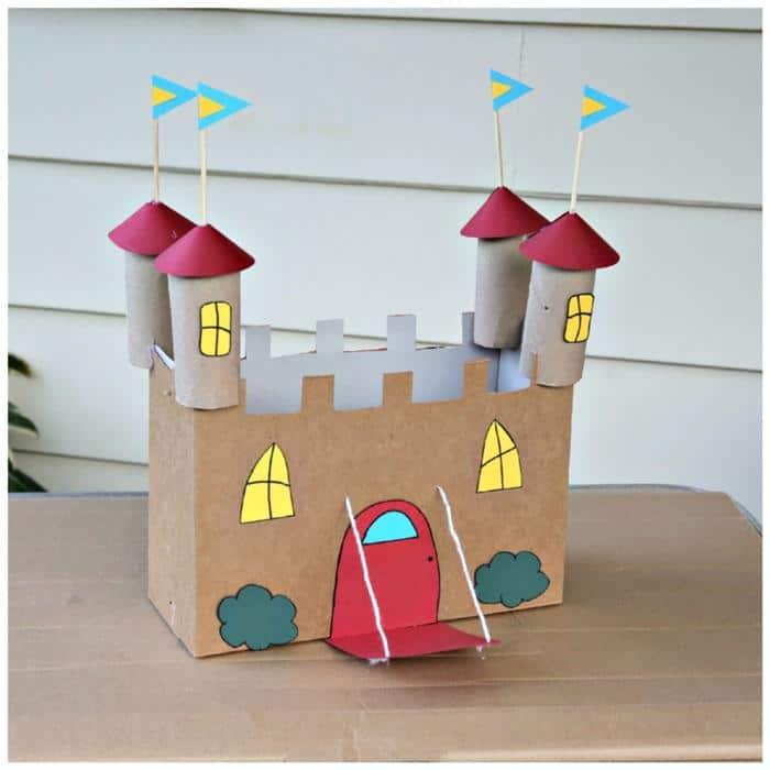 castelo simples
