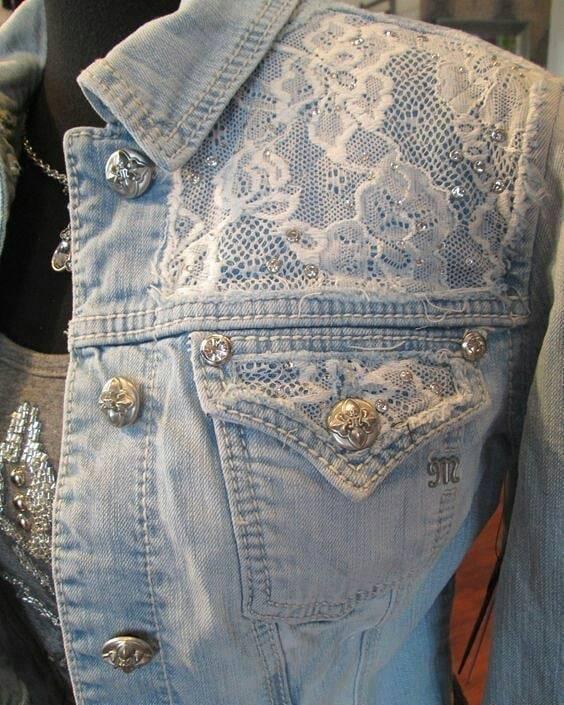 customização de roupas jeans
