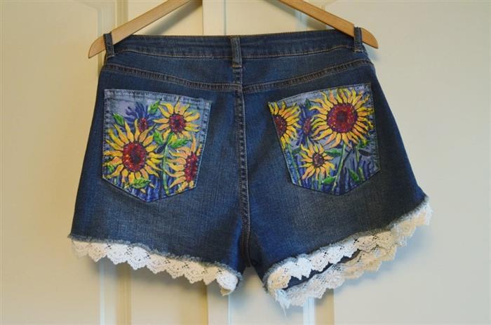 customizar roupas diy