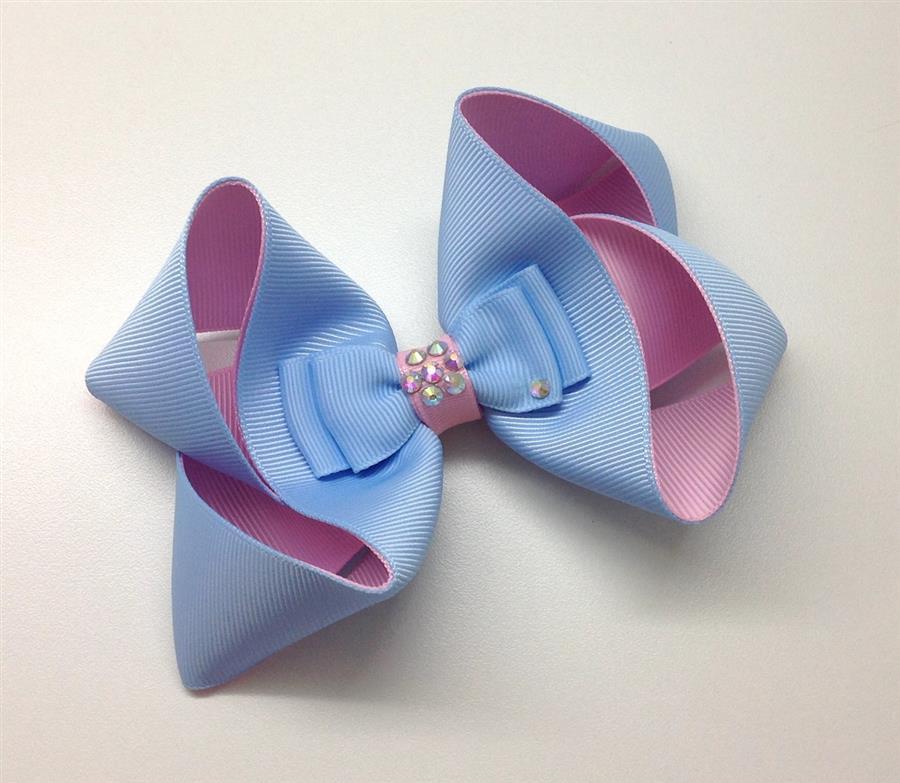 rosa e azul para bebê