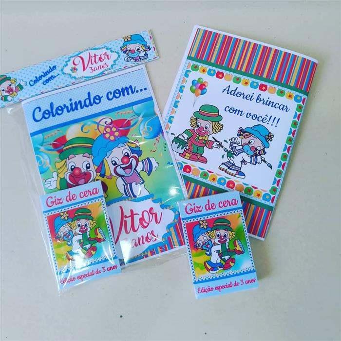 lembrancinhas criativas para festa infantil