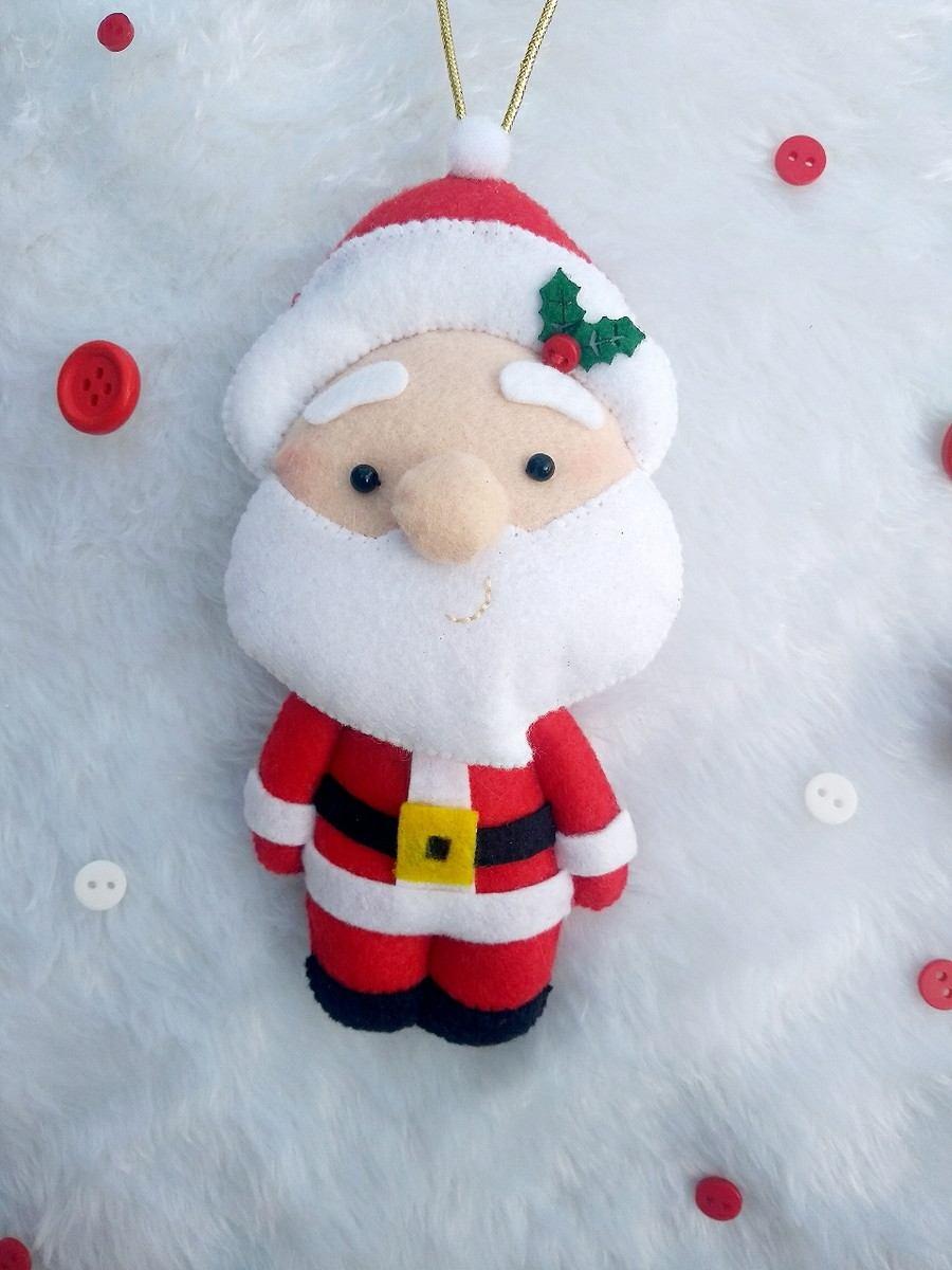 Pingente de Papai Noel
