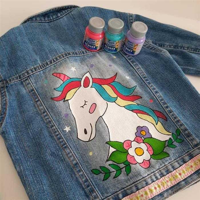 customizar roupas infantis