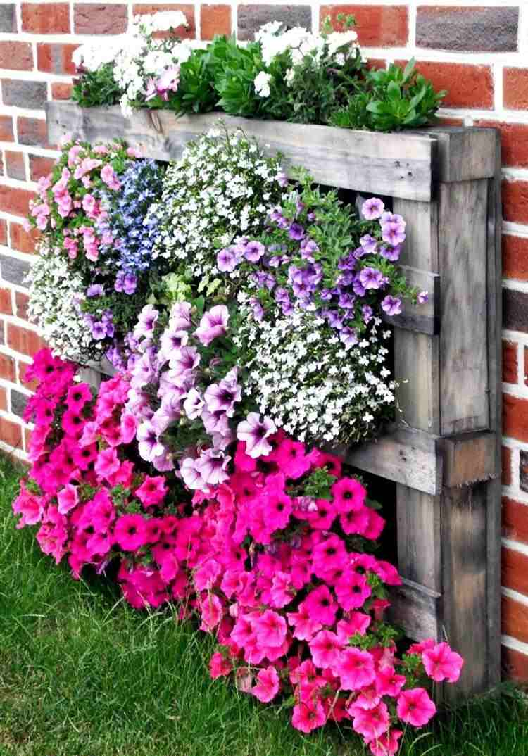 decoracao de jardim