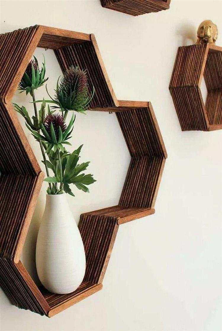 nicho de material reciclado