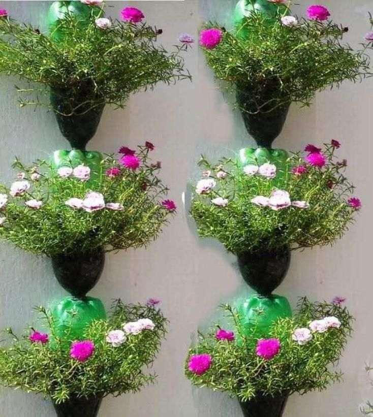 como decorar um jardim