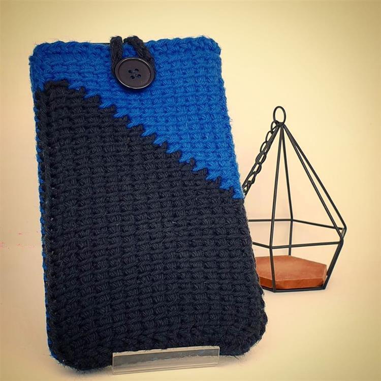 Case para tablet artesanal