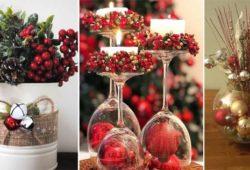 arranjos natalinos baratos