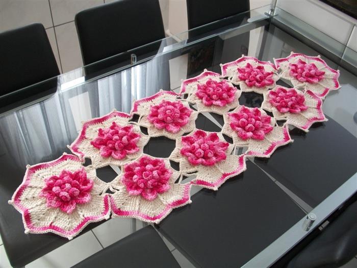 square de flores
