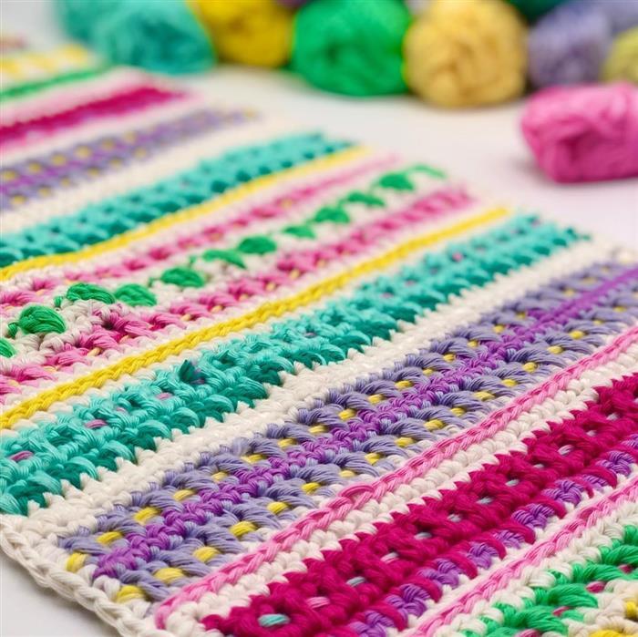 colorido para decoração da mesa