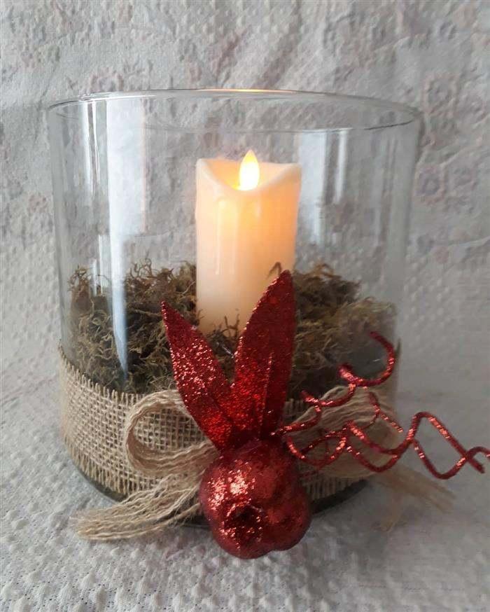 enfeite decorativo natalino
