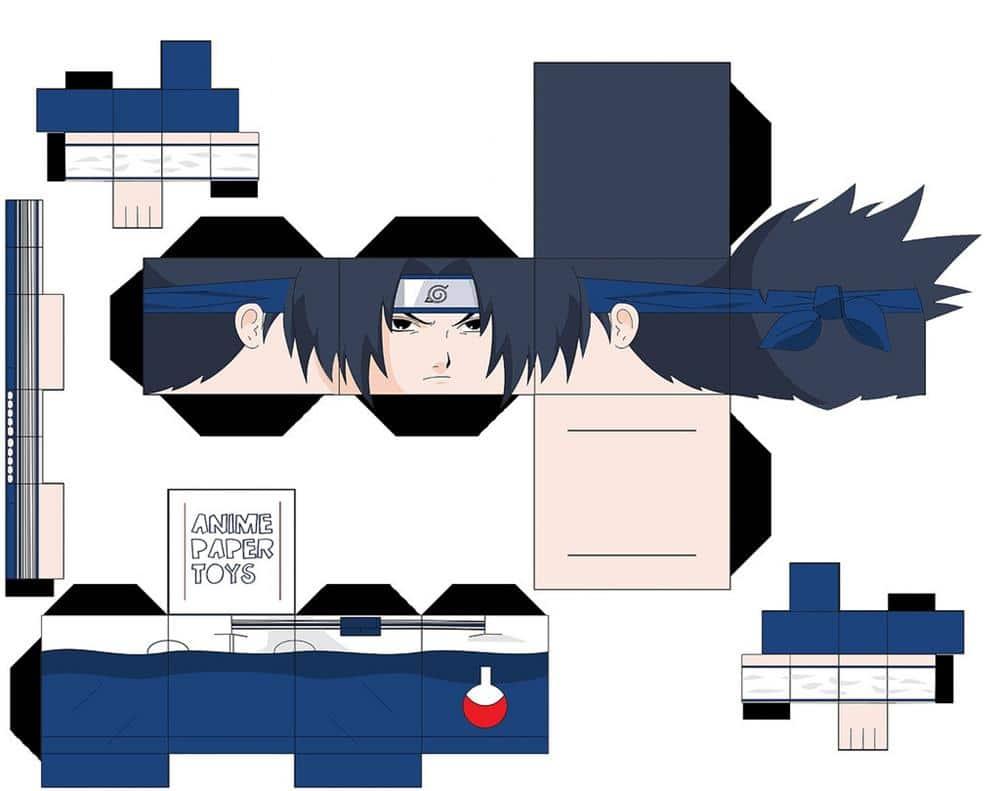 o que é Papercraft