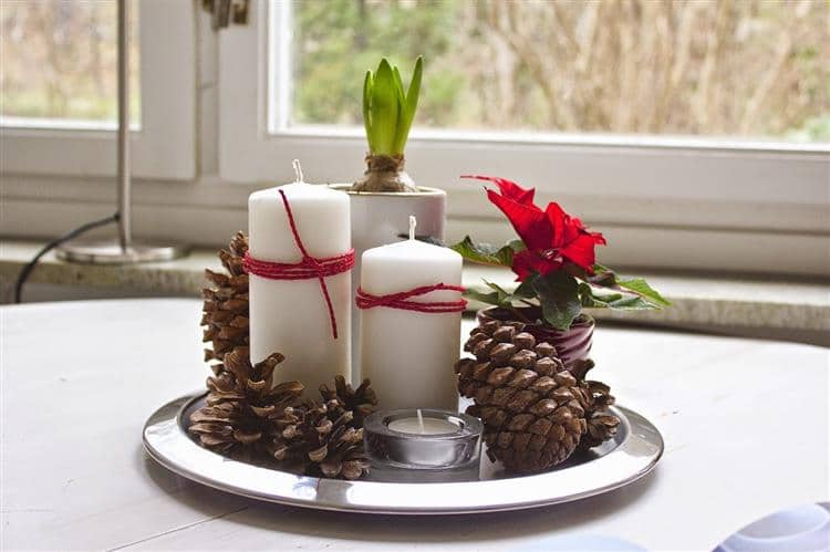 arranjo natalino