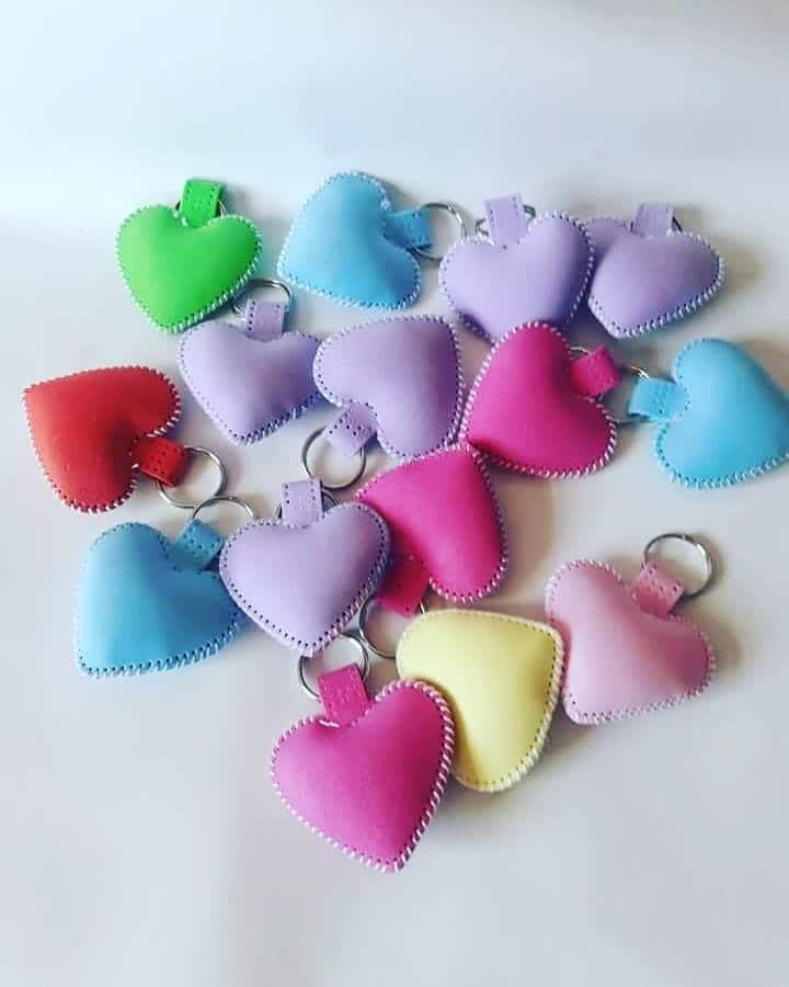 corações de eva