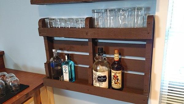 para taças e copos