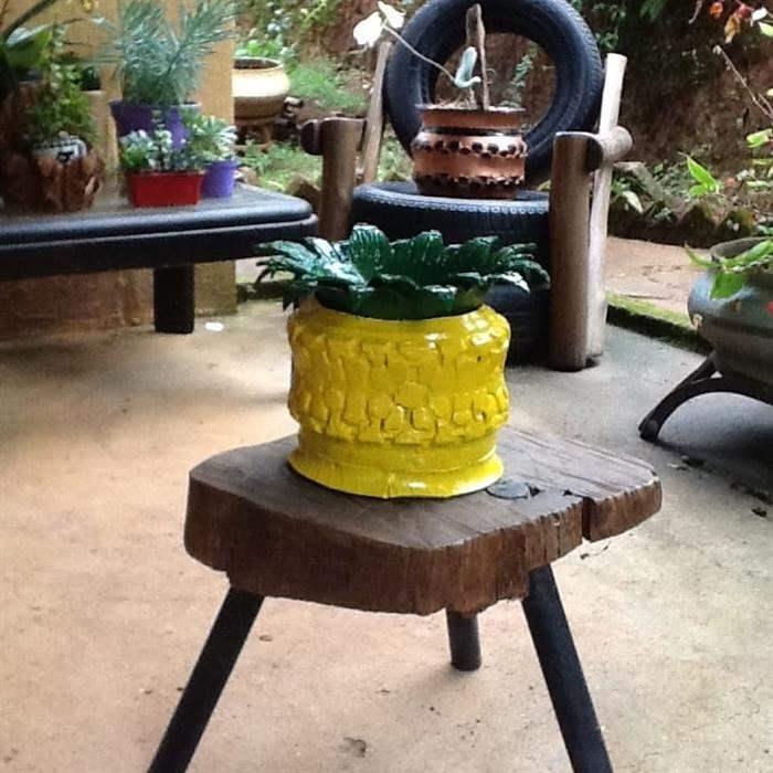 abacaxi de pneu