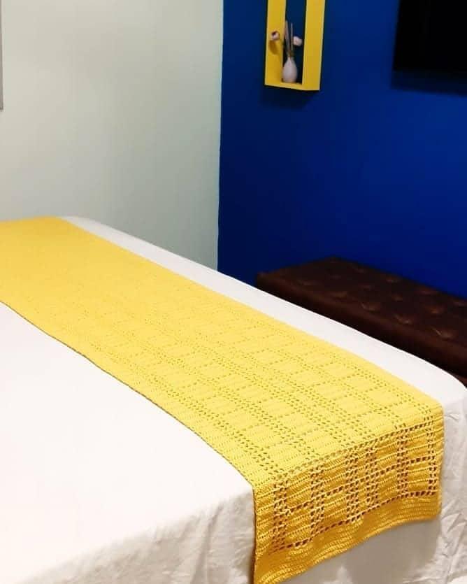 peseira amarela