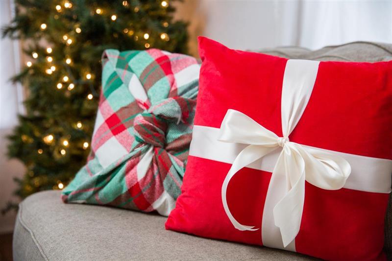 capa de almofada de Natal