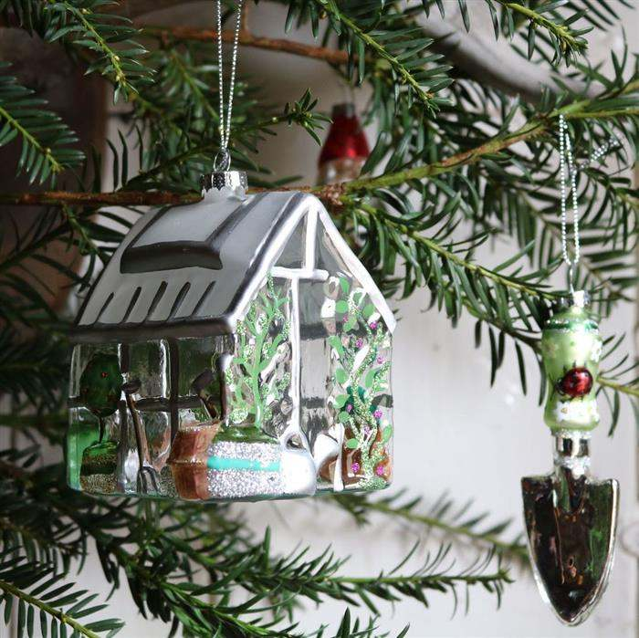 decoração com arvore de natal