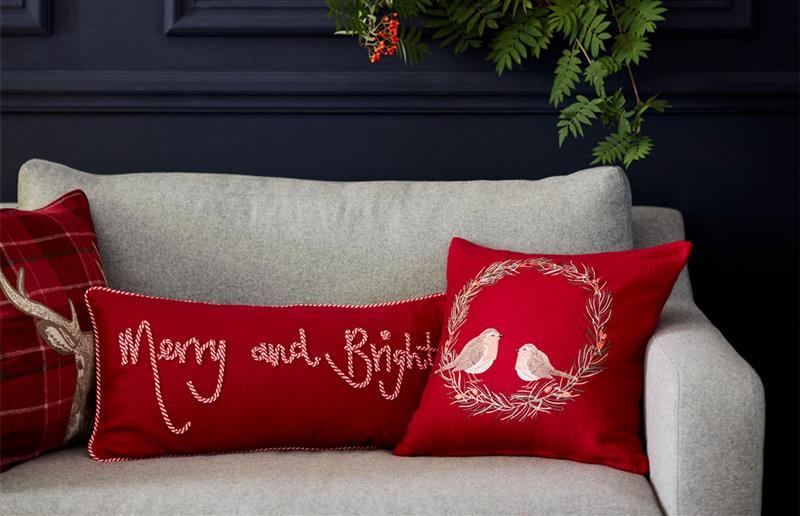 Almofadas de Natal personalizadas