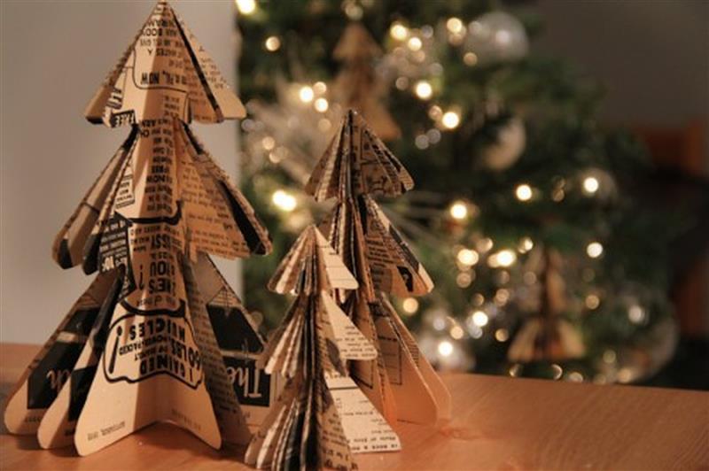 Decoração de Natal para sala simples e barata