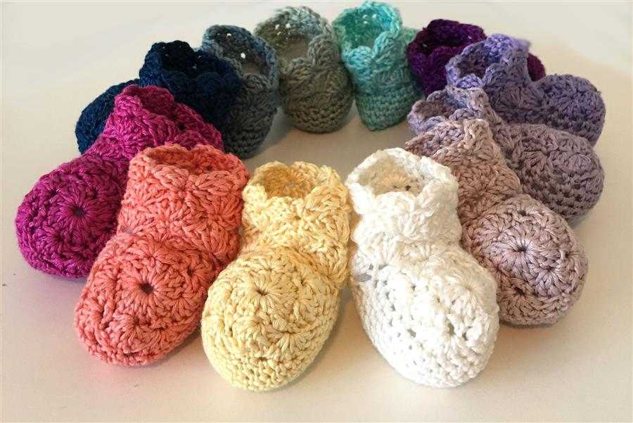 sapatinhos coloridos