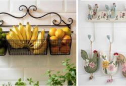 decoração cozinha artesanal