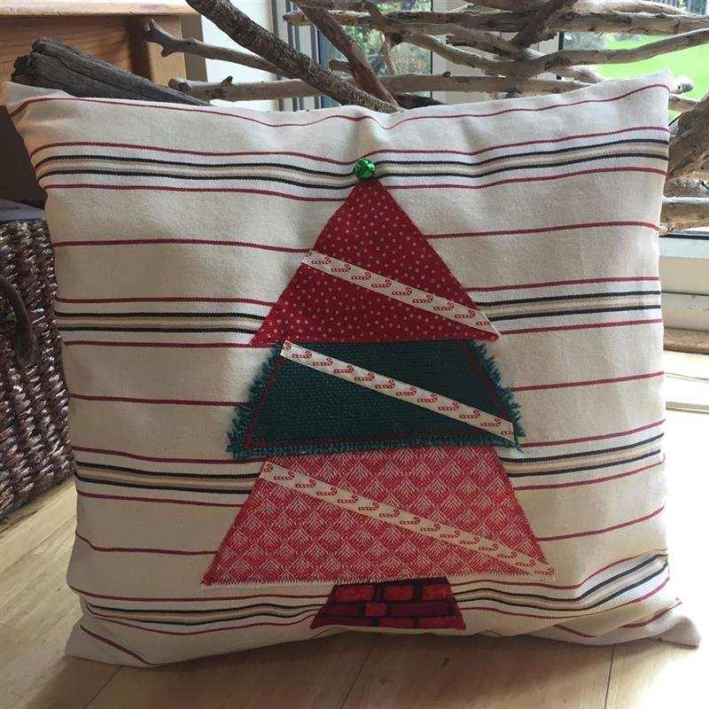 almofadas de natal diy