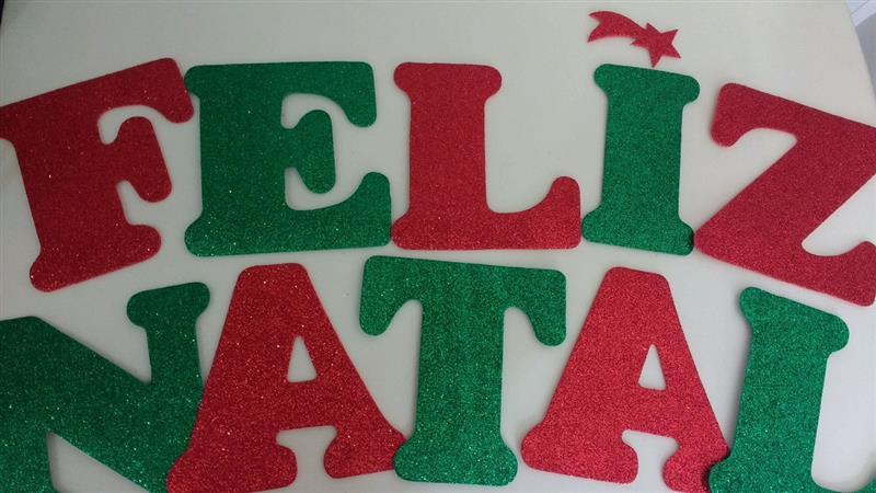 Letras de EVA Feliz Natal