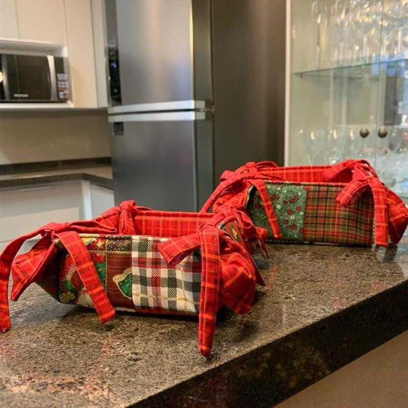 decoração de Natal para cozinha