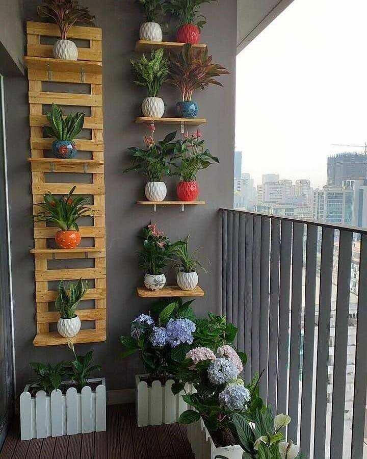 decoração de varanda
