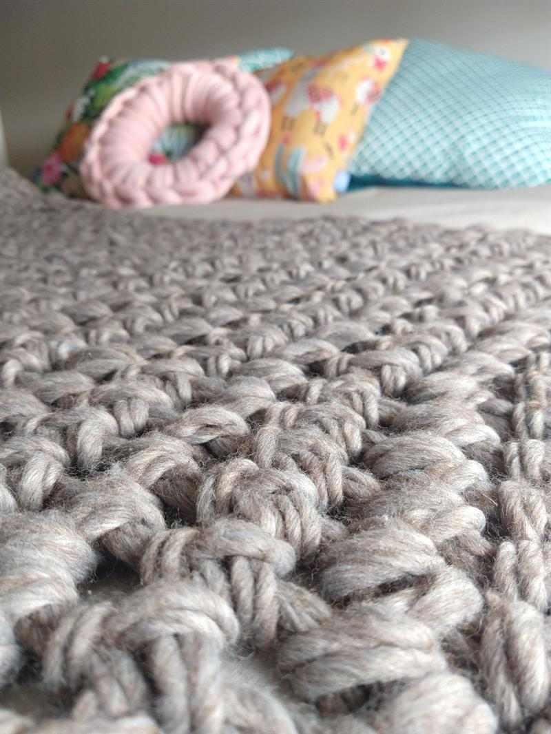 peseira de lã