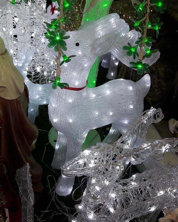 renas decorativas