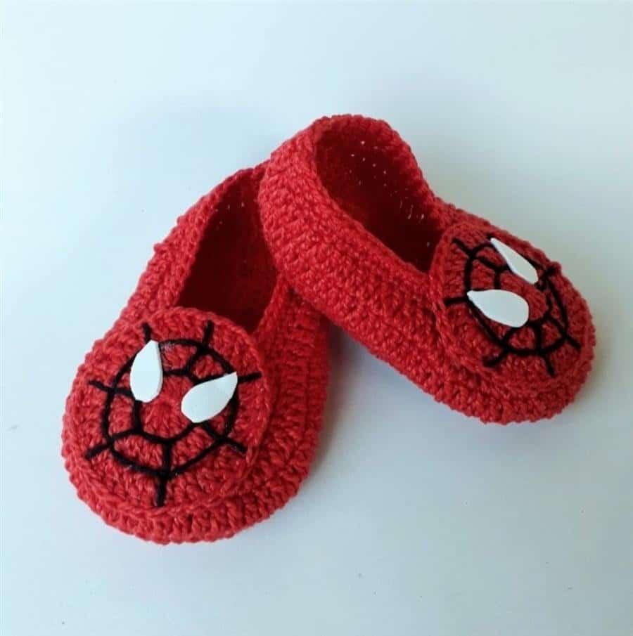 vermelho do Homem Aranha