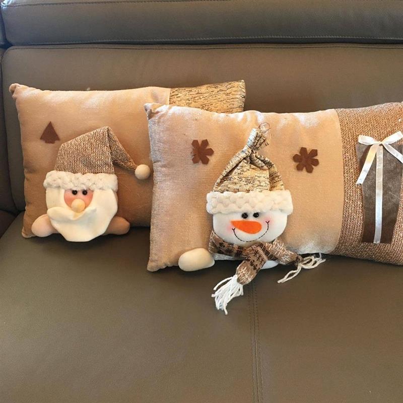 almofadas decorativas de natal