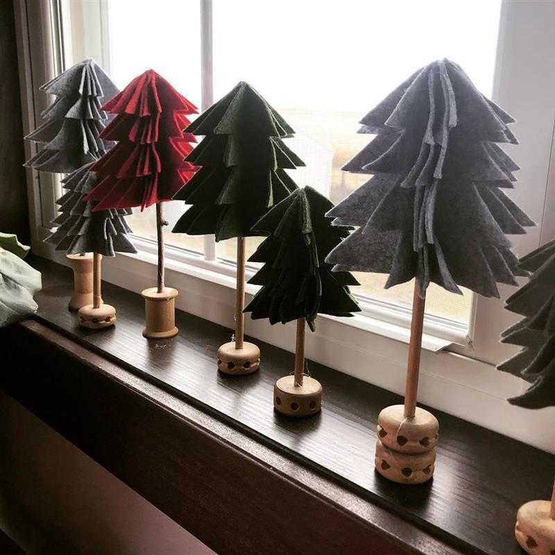 Árvores de diferentes