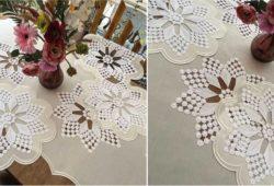 ideias toalhas de mesa