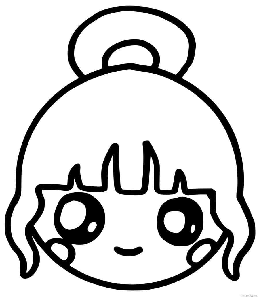 boneca kawaii