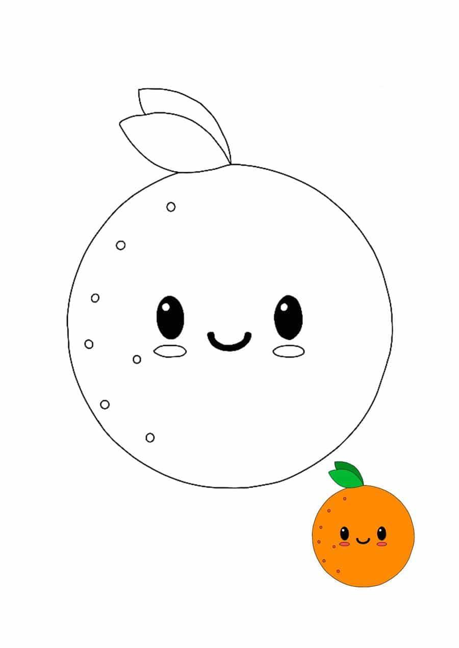 paper squishyde frutas