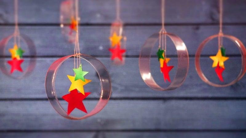 Decoração de Natal fácil de fazer