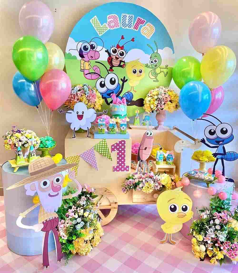 aniversário Bob Zoom