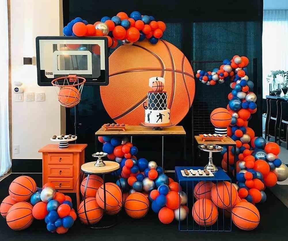 tema basquete