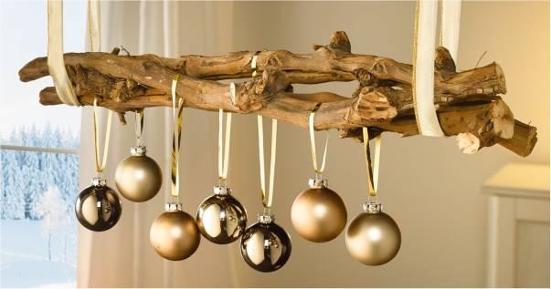 decoração de ano novo barata