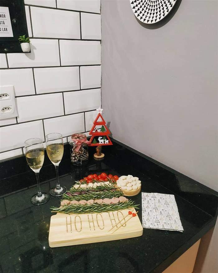 decoração natalina ideias