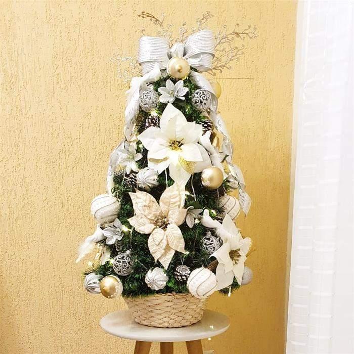 festão de árvore de natal