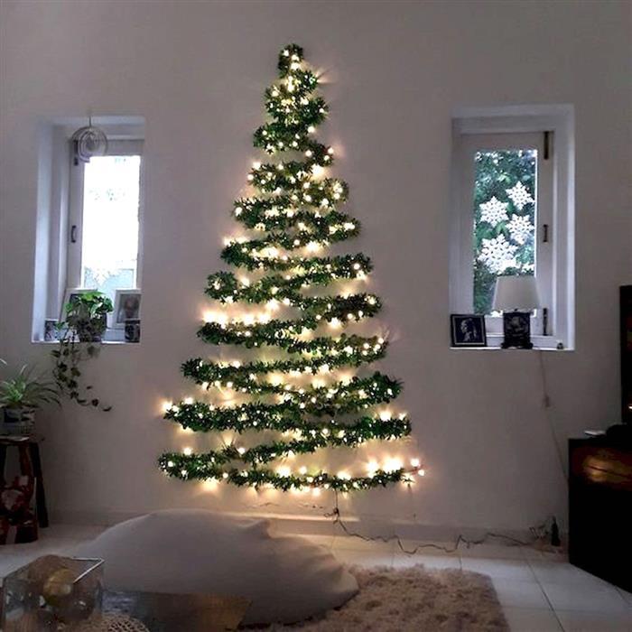 festao de natal iluminado