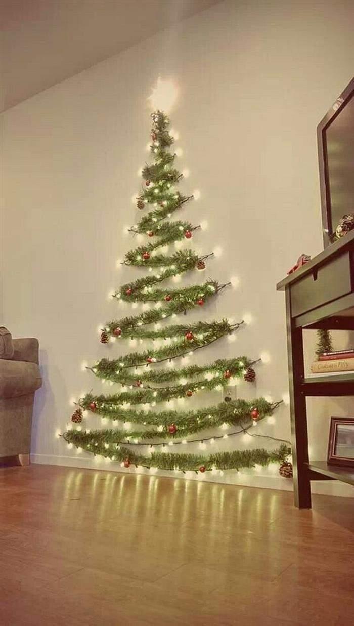 festão natal fino