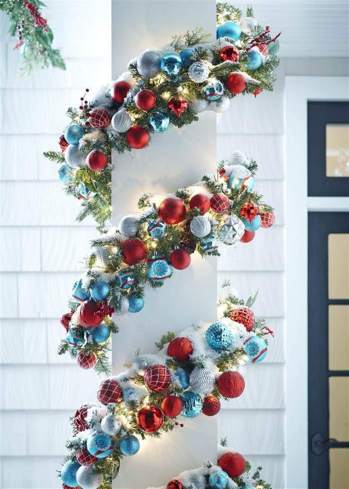 festão para decoração de natal
