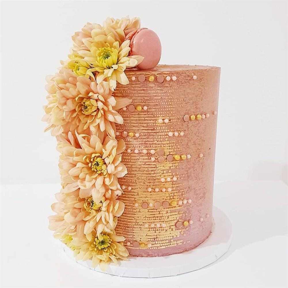 cascata de flores