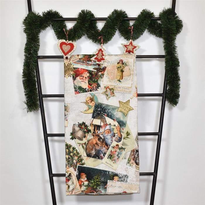 imagem de festão de natal